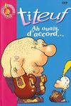 couverture Titeuf, tome 9 : Ah ouais, d'accord... (Roman)