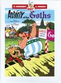Astérix - Double album : Tomes 3 & 4 - Astérix et les Goths / Astérix gladiateur