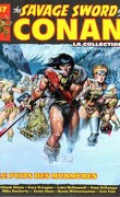 The savage sword of Conan, Tome 57: Le puits des murmures
