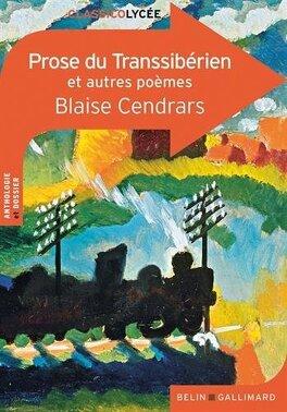 Couverture du livre : Prose du Transsibérien et de la petite Jehanne de France