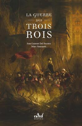 Couverture du livre : La Guerre des trois rois