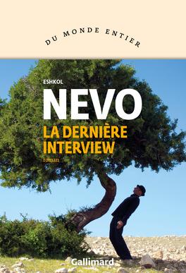 Couverture du livre : La Dernière Interview