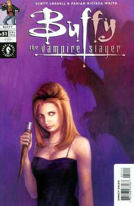 Couverture du livre : Buffy the Vampire Slayer, Tome 51 : Viva Las Buffy !, 1 : Broken Parts