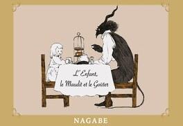 Couverture du livre : L'Enfant, le Maudit et le Goûter