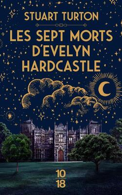 Couverture de Les Sept Morts d'Evelyn Hardcastle