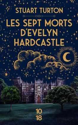 Couverture du livre : Les Sept Morts d'Evelyn Hardcastle