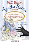 Agatha Raisin, tome 24 : Something Borrowed, Someone Dead