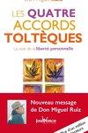 couverture Les Quatre Accords toltèques