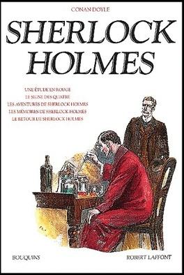 Couverture du livre : Sherlock Holmes, Volume 1