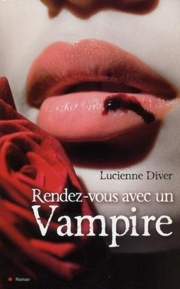 Couverture du livre : Rendez-vous avec un vampire