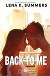 couverture Back to me