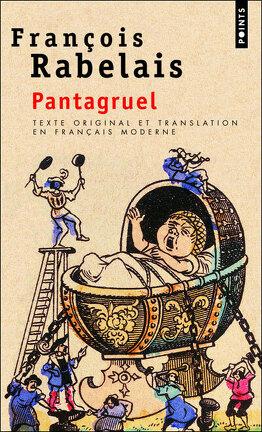 Couverture du livre : Pantagruel