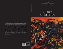 Couverture du livre : La toile enflammée