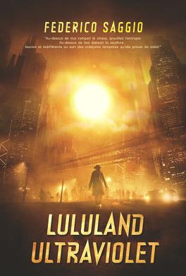 Couverture du livre : Lululand Ultraviolet