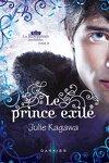 couverture Les Royaumes Invisibles, Tome 4 : Le Prince Exilé