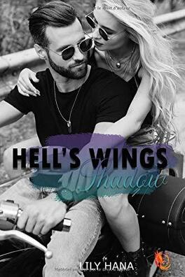 Couverture du livre : Hell's Wings, Tome 1 : Dark Shadow
