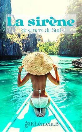 Couverture du livre : La Sirène des mers du Sud