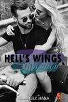 couverture Hell's Wings, Tome 1 : Dark Shadow