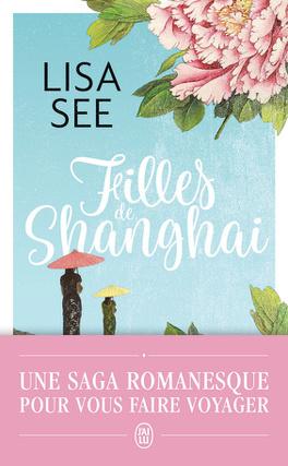 Couverture du livre : Filles de Shanghai