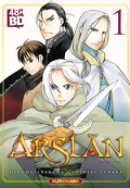 The Heroic Legend of Arslân, Tome 1