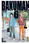 couverture Bakuman, Tome 6