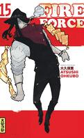 Fire Force, Tome 15
