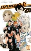 Haikyū !! Les As du volley, Tome 28