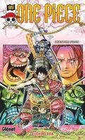 One Piece, Tome 95 : L'Aventure d'Oden