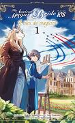 The Ancient Magus Bride - Psaume 108, le bleu du magicien, Tome 1