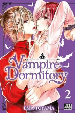 Couverture du livre : Vampire Dormitory, Tome 2