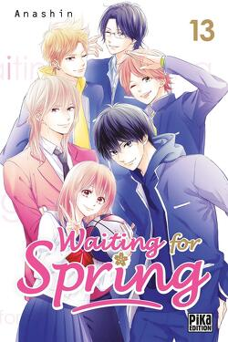 Couverture de Waiting for Spring, Tome 13