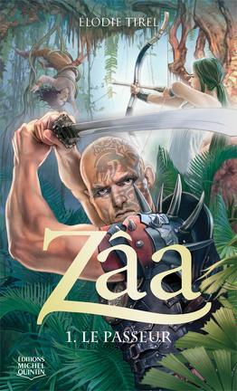 Couverture du livre : Zâa, Tome 1 : Le Passeur