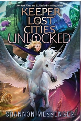 Couverture du livre : Gardiens des cités perdues, Tome 8.5 : Unlocked