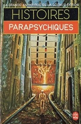 Couverture du livre : Histoires parapsychiques