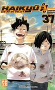 Haikyū !! Les As du volley, Tome 37