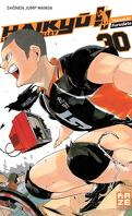 Haikyū !! Les As du volley, Tome 30