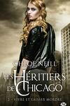 couverture Les Héritiers de Chicago, Tome 2 : Vivre et Laisser mordre