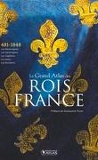 Les rois de France : collection editions atlas