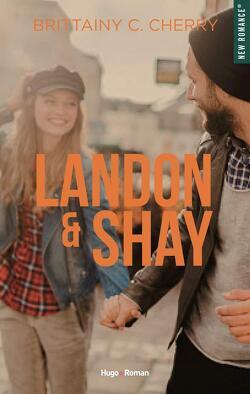 Couverture de Landon & Shay, Tome 1