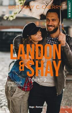 Couverture de Landon & Shay, Tome 2