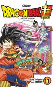 Dragon Ball Super, Tome 11 : La Grande Évasion