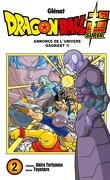 Dragon Ball Super, Tome 2 : Annonce de l'univers gagnant !!