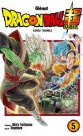 Dragon Ball Super, Tome 5 : Adieu Trunks
