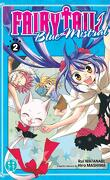 Fairy Tail - Blue Mistral, tome 2