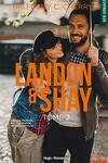 couverture Landon & Shay, Tome 2