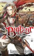 Baltzar : La Guerre dans le sang, Tome 4