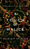 Hades & Persephone, Tome 3 : A Touch of Malice