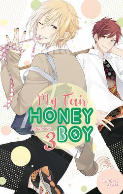 Couverture de My Fair Honey Boy, Tome 3