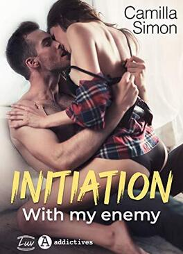 Couverture du livre : Initiation with my enemy