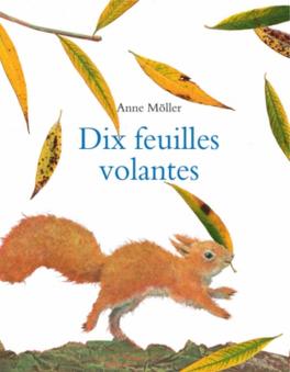 Couverture du livre : Dix feuilles volantes